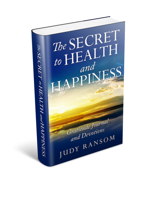 secret to health and happiness